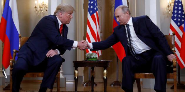 El presidente de EU, Donald Trump, canceló el encuentro que tendría con su homólogo de Rusia, Vladimir Putin, tras las detenciones de buques ucranianos por parte de Moscú en el mar Negro.