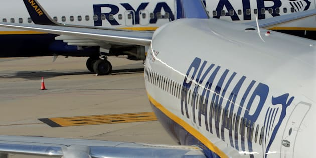 Ryanair si piazza all