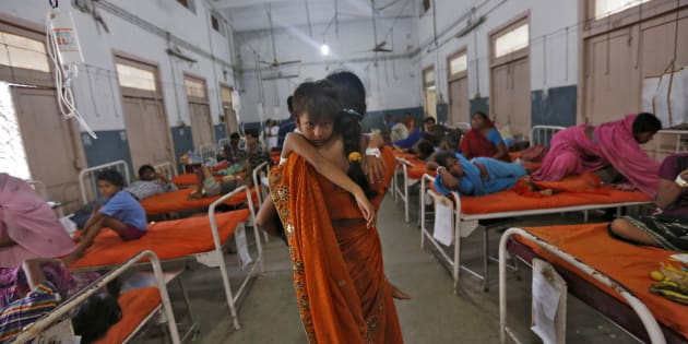 India ranks at 154, below SriLanka and Bangladesh, on healthcare index