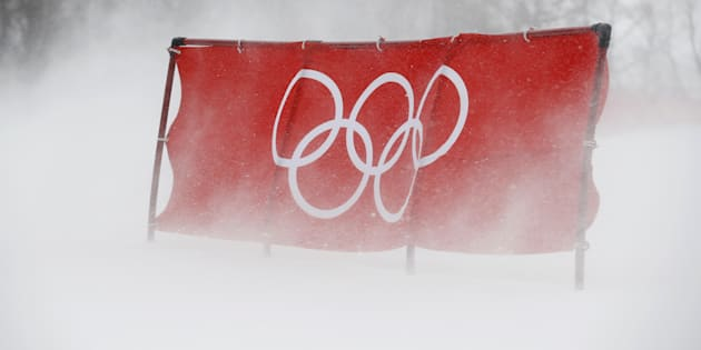 Jeux olympiques d'hiver 2018: de nouvelles épreuves perturbées, le spectre de Nagano s'intensifient