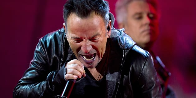 Rock icon Bruce Springsteen explains how depression affected his life.