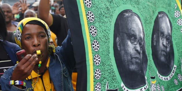 Delegates to the ANC's 2012 leadership conference, which re-elected President Jacob Zuma for a second term. The party's national policy conference is coming up in June, followed by a leadership conference later in the year.
