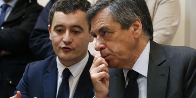 Le ministre des Comptes publics, Gérald Darmanin, exclu du parti Les Républicains
