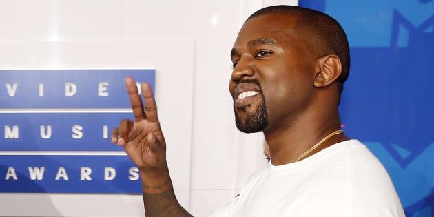 """Le rappeur Kanye West a annoncé travailler sur un livre de philosophie intitulé """"Break the Simulation""""."""
