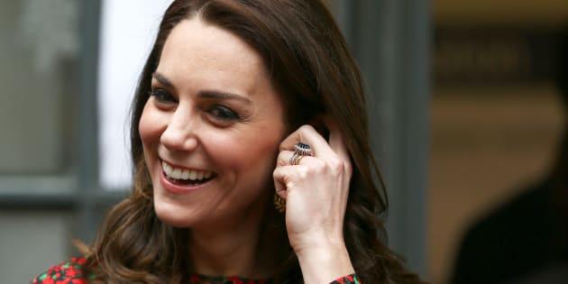 La Duchesse de Cambridge a une paire qu'elle chouchoute depuis des lustres...