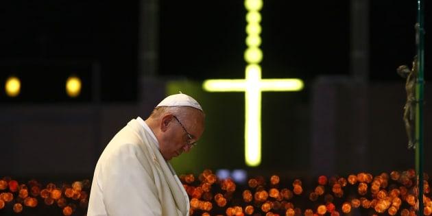 Il Papa chiede perdono per i preti pedofili
