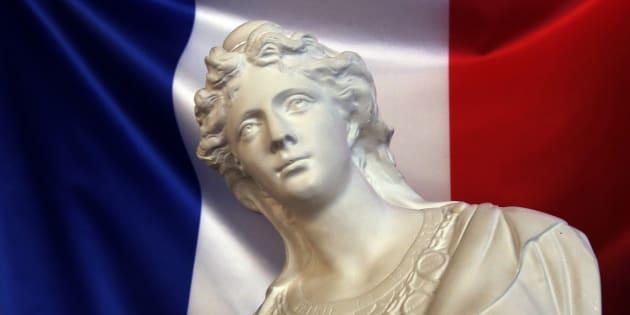 La fraternité au secours de notre République. REUTERS/Eric Gaillard