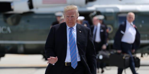 La volte-face de Donald Trump dynamite le G7