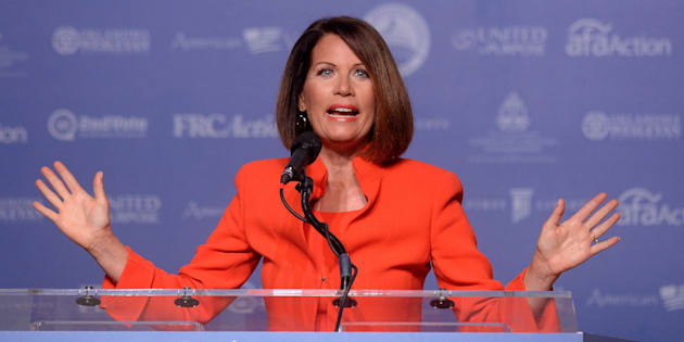 Michele Bachmann says Christians need to vote for Donald Trump in order to avoid a wave of sexual assaults.