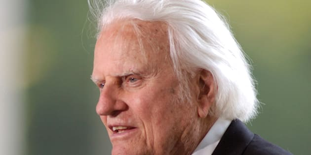 "Addio al ""confessor in chief"" Billy Graham, consig"