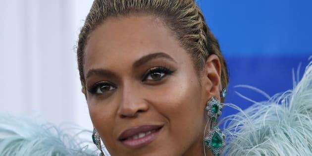 La chanteuse Beyoncé lors des MTV Video Music Awards, le 28 août 2016. (Image d'illustration)