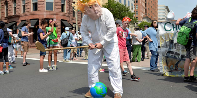 Stati Uniti fuori dagli accordi sul clima, parola di Donald Trump