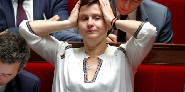Roxana Maracineanu se dit consternée par l'affaire du fichage ethnique au PSG.