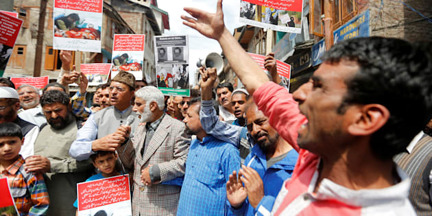 Farooq Dar est l'illustration des tensions au Cachemire