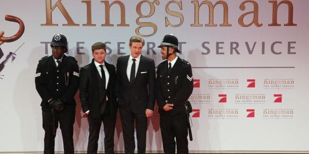 Il va sans dire que Kingsman est le stéréotype du scénario hollywoodien de bas étage.