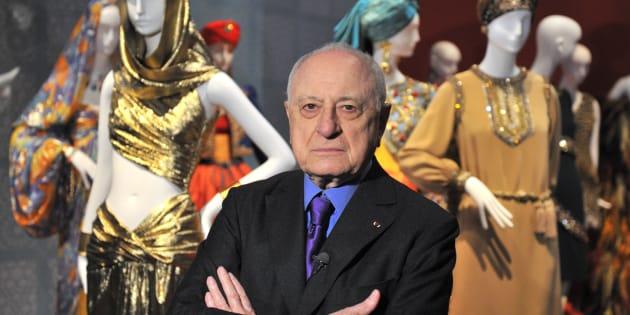 Décès de l'homme d'affaires Pierre Bergé, ex-compagnon d'Yves Saint Laurent