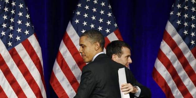 C'est David Plouffe qui est derrière la campagne électorale qui a fait élire le premier président noir des États-Unis, Barack Obama.