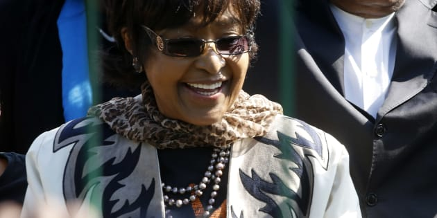 Zimbabwe parliament to honour Winnie Mandela