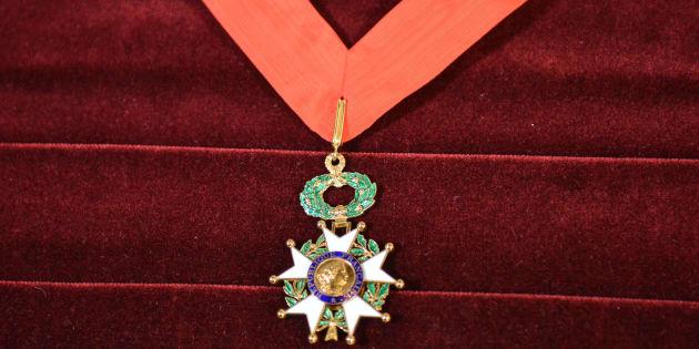 La traditionnelle promotion de la Légion d'honneur du 1er janvier honore les héros de l'attentat de Nice