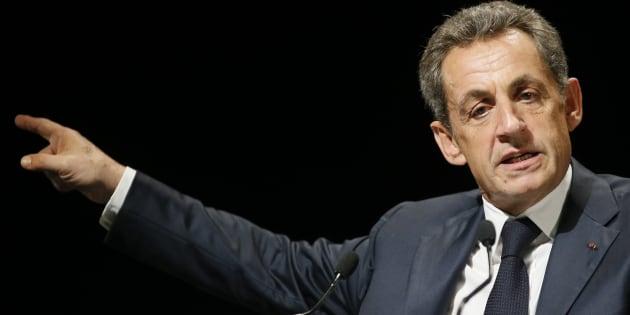 """Pour Nicolas Sarkozy, """"les grands leaders du monde viennent de pays qui ne sont pas de grandes démocraties""""."""