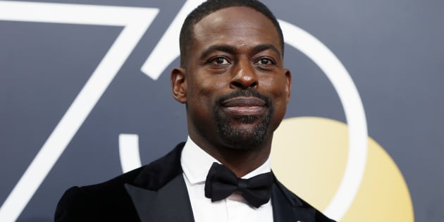 El actor Sterling K. Brown
