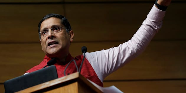 India's chief economic advisor Arvind Subramanian.