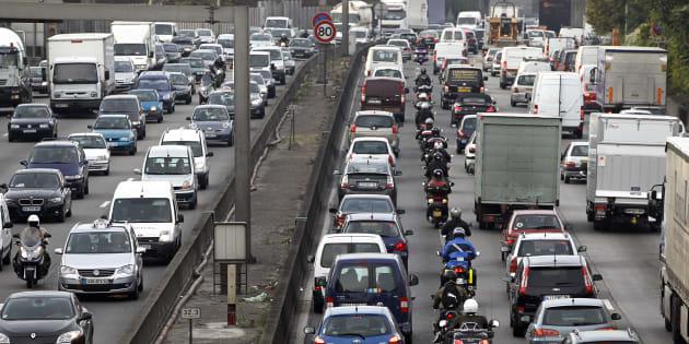 Voici le palmarès des villes de France les plus embouteillées selon TomTom