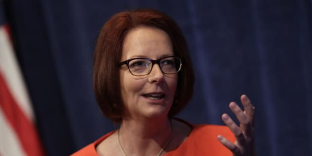 Former Prime Minister Julia Gillard is one of the big winners on Australia Day.
