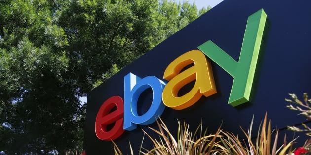 Oficinas de Ebay en San José, California. REUTERS/Beck Diefenbach