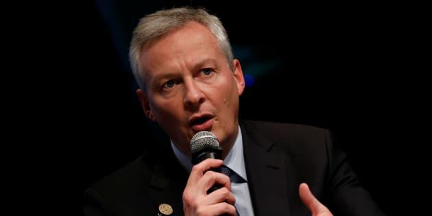 Bruno Le Maire assure que la reprise de la dette SNCF n'affectera pas le déficit.