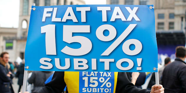 La flat tax e il dipendente del call center