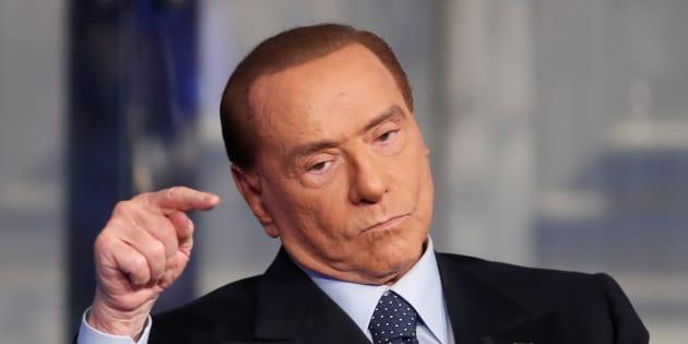 """Silvio Berlusconi: """"Le parole di Di Maio su Mediaset? L"""