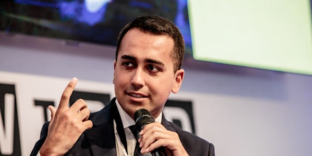 MILAN, ITALY - MAY 28: Luigi Di Maio attends Wired Next Fest 2017 at Giardini Indro Montanelli on May 28, 2017 in Milan, Italy. (Photo by Sergione Infuso/Corbis via Getty Images)