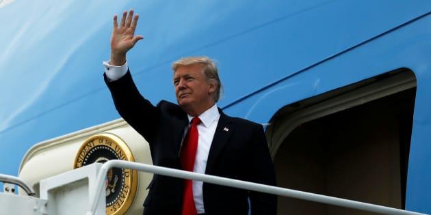 Donald Trump à West Palm le 3 mars 2017.