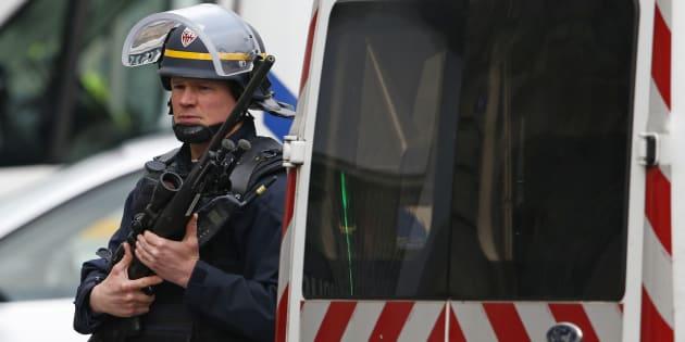 Les policiers ont plus utilisé leurs armes début 2017 qu'en 2016
