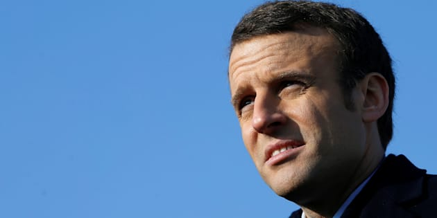 Avec Emmanuel Macron, la campagne compte désormais un nouveau candidat écologiste. REUTERS/Stephane Mahe