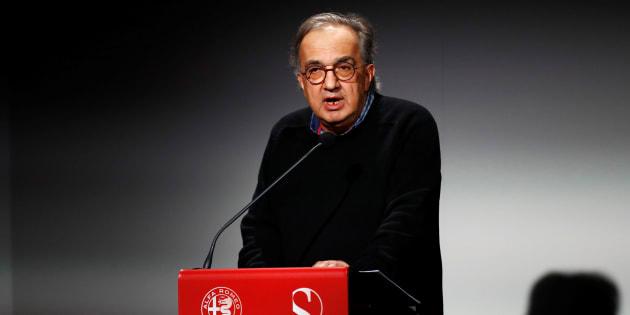 L'ex-patron emblématique de Fiat Chrysler est mort