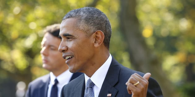 "Barack Obama demande à Donald Trump ""d'arrêter de pleurnicher"""