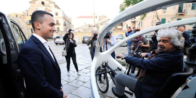 Sicilia, Grillo: Cancellieri uomo del passato lanciato nel futuro