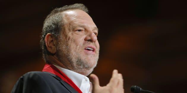 Harcèlement sexuel: le studio de cinéma Weinstein dépose le bilan