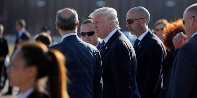 Domani Donald Trump a Roma: caos per mezzi pubblici e viabilità