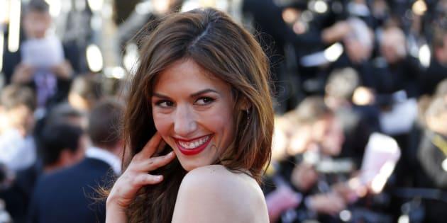 Doria Tillier au 66ème festival de Cannes le 21 mai 2013.