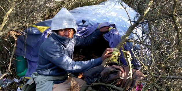 Calais deux associations d 39 aide aux migrants portent for Portent of degradation