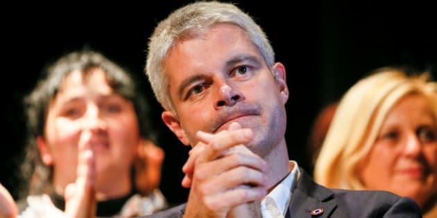 Laurent Wauquiez a réclamé la démission de Gérald Darmanin, contre l'avis des ténors Les Républicains.