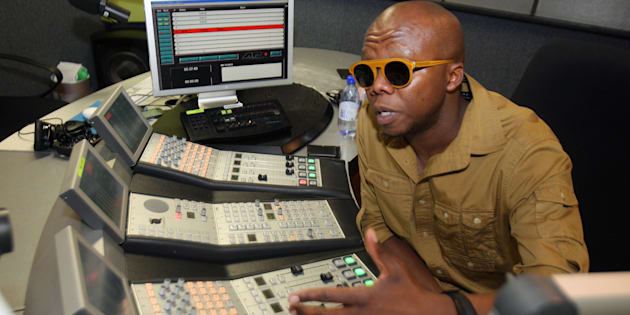"Touch HD owner, Thabo ""Tbo Touch"" Molefe."