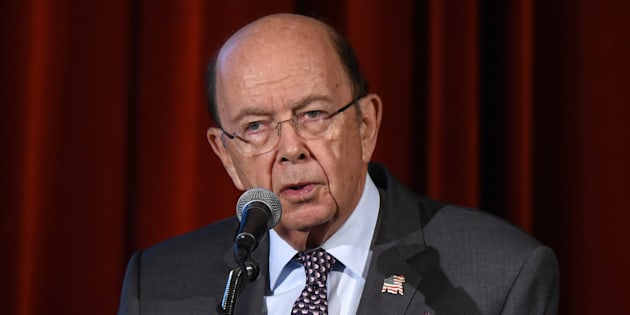 U.S. Secretary of Commerce Wilbur Ross addresses a U.S.-Kuwait economic forum at the Chamber of Commerce on Sept. 6, 2017 in Washington, DC.