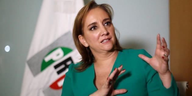 La nueva presidenta nacional del PRI, Claudia Ruiz Massieu, aseguró que también será importante modificar lo que el partido representará y los mecanismos de participación para la militancia.