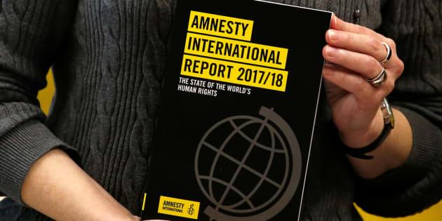 """Rapporto Amnesty: Italia """"intrisa di ostilità, razzismo, xenofobia"""". Primato delle frasi ..."""