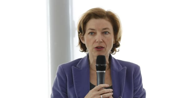 Florence Parly à Paris en mars 2016.