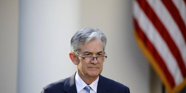 Le nouveau directeur de la banque centrale américaine, Jerome Powell.